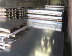 steel sheet, shearing, cut to legnth, bundle, shipping